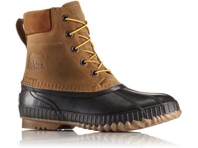 Sorel Cheyanne II Boots Men Chipmunk/Black